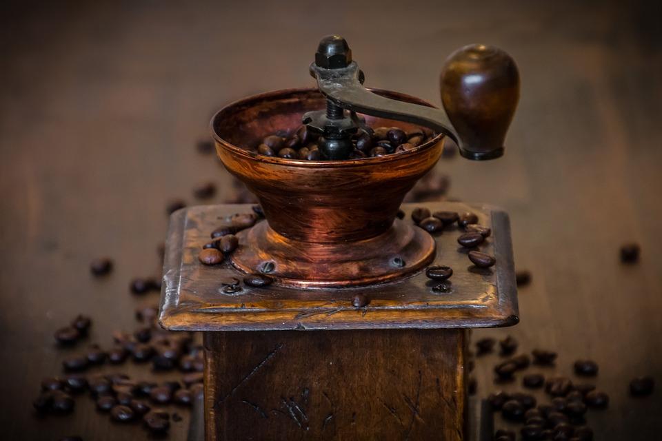 Młynek do kawy z prawdziwego zdarzenia