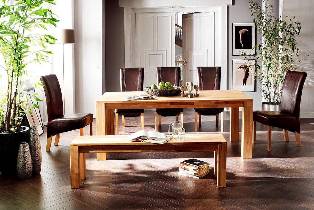 modny stół do domu